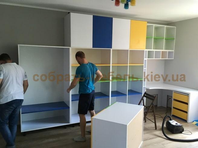 обязанности сборщиков мебели
