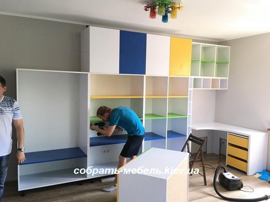 Услуги сборщиков мебели в Броварах