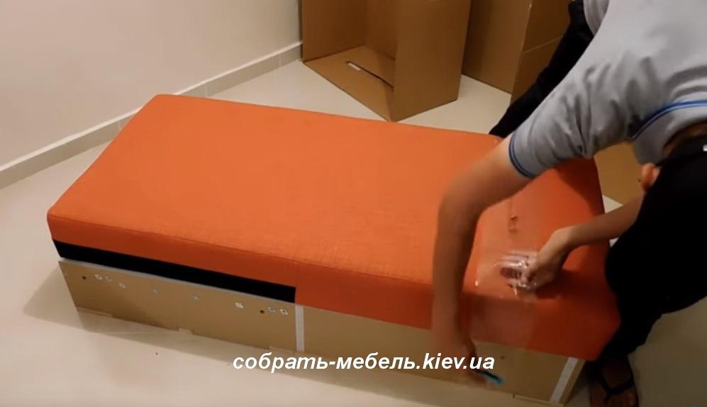 Стоимость сборки комода в Киеве