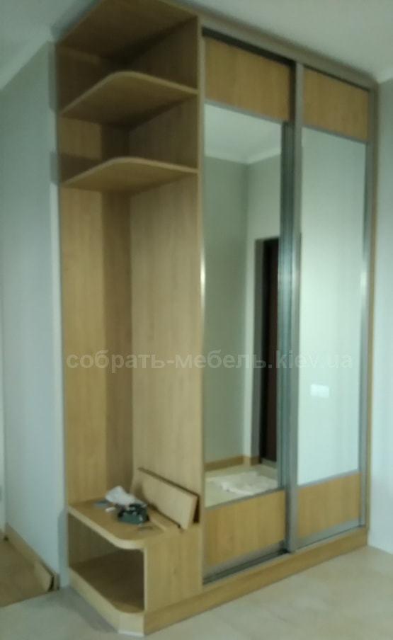 услуги профессиональных сборщиков мебели в Киеве