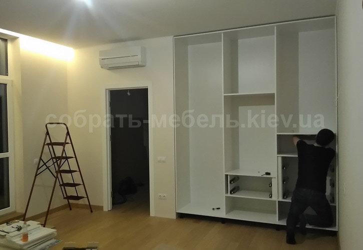 собрать мебель Кещатик