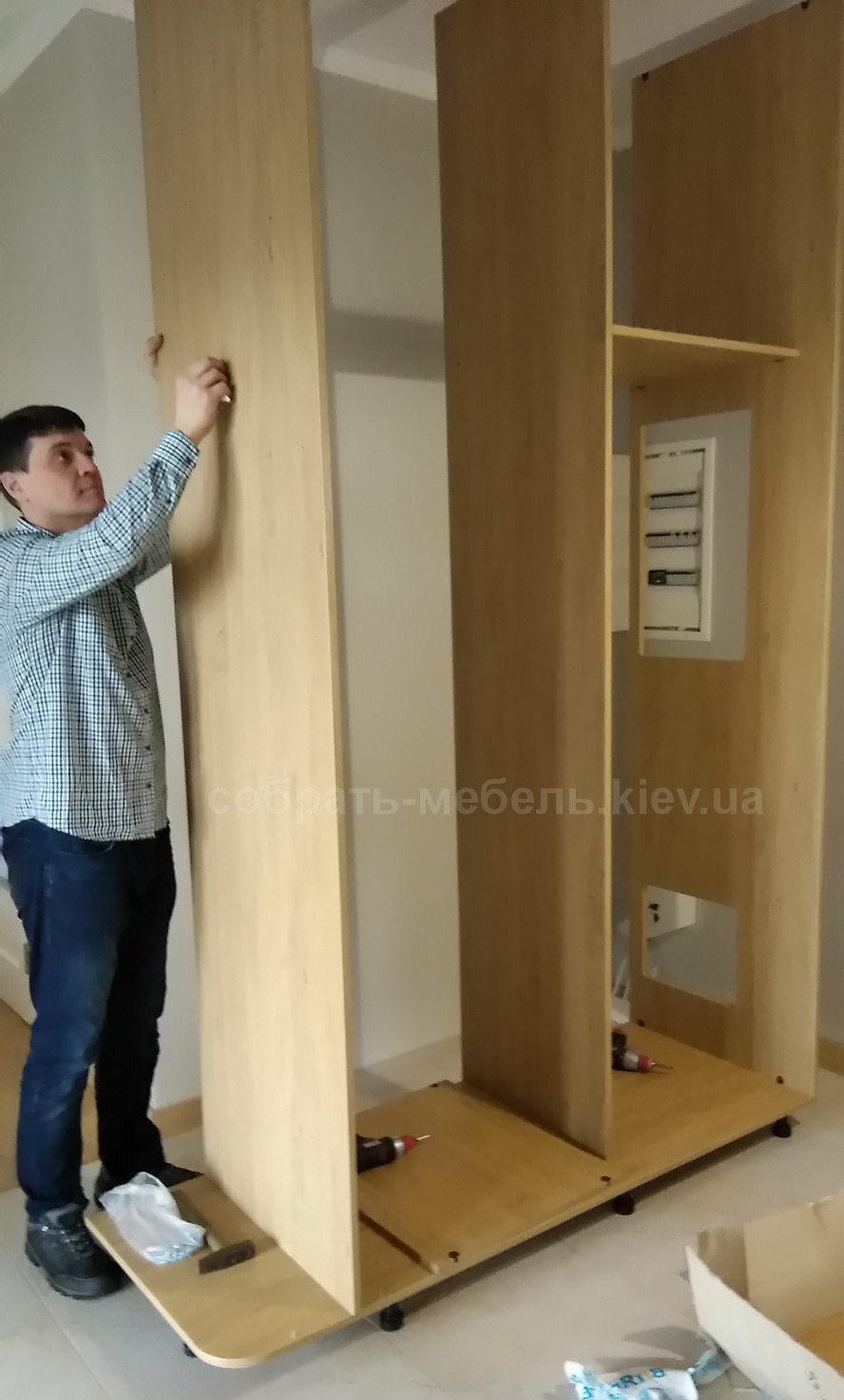 услуги сборщиков мебели киевская область