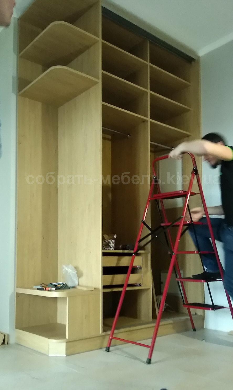 услуги сборщиков мебели недорого