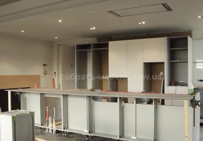 заказать сборку мебели Левобережная