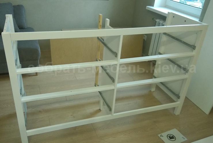 сборка мебели Буча недорого