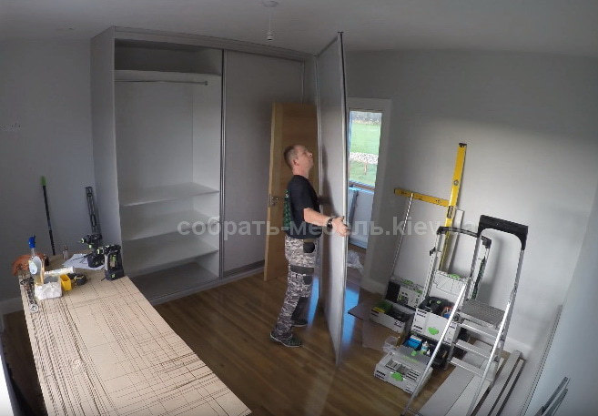собрать мебель Куреневка