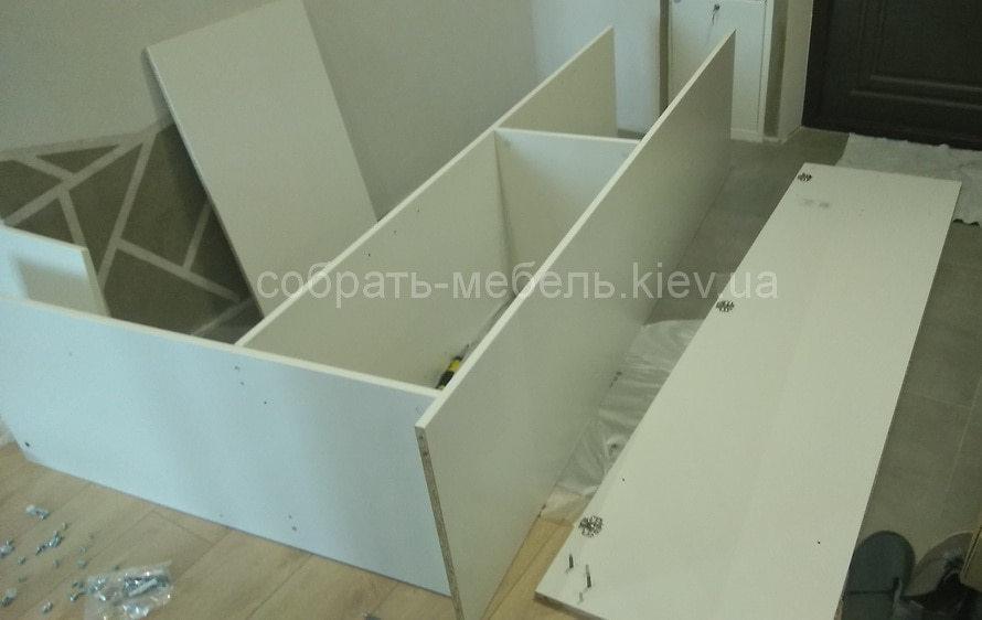 стоимость сборки шкафа Икеа в Киеве