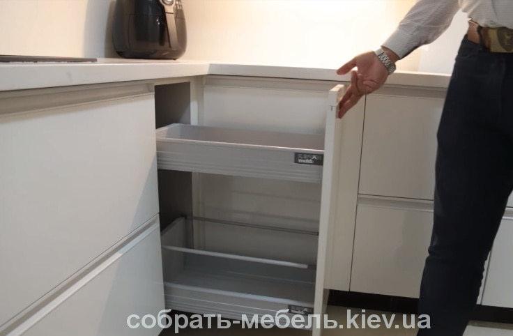 сколько стоит собрать кухню на заказ