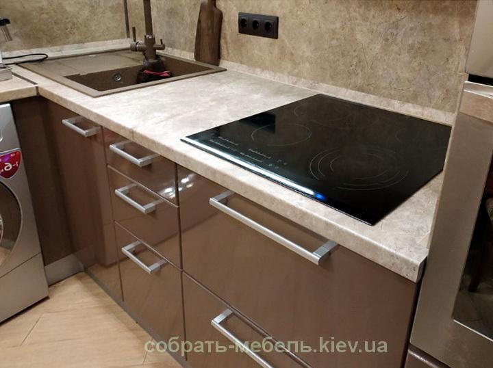 установка кухни в Киеве
