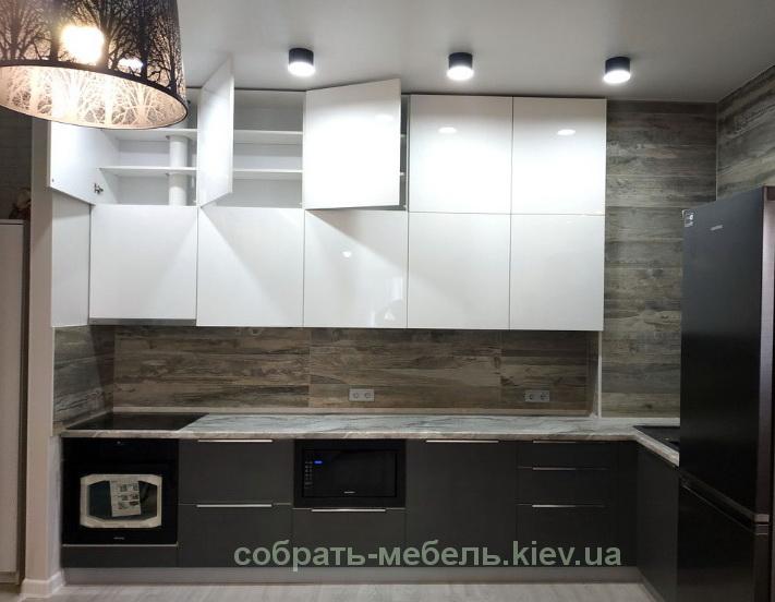 Собрать кухню недорого в Киеве