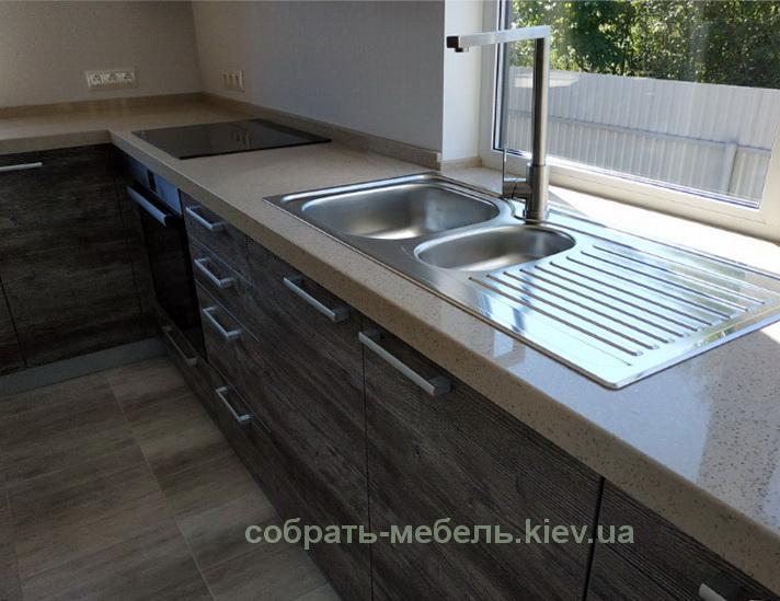 сборка угловой кухни Киев