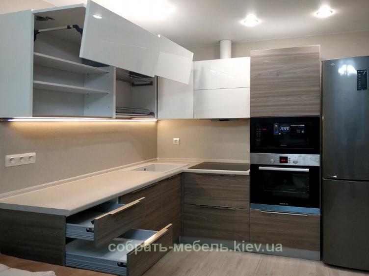 Сборка Кухни Леруа Мерлен Киев