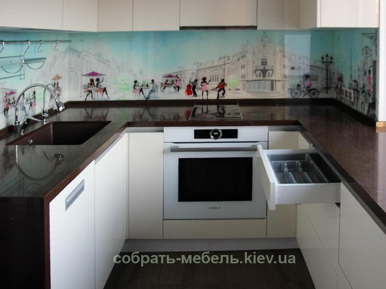 Собрать кухню недорого в Борисполе