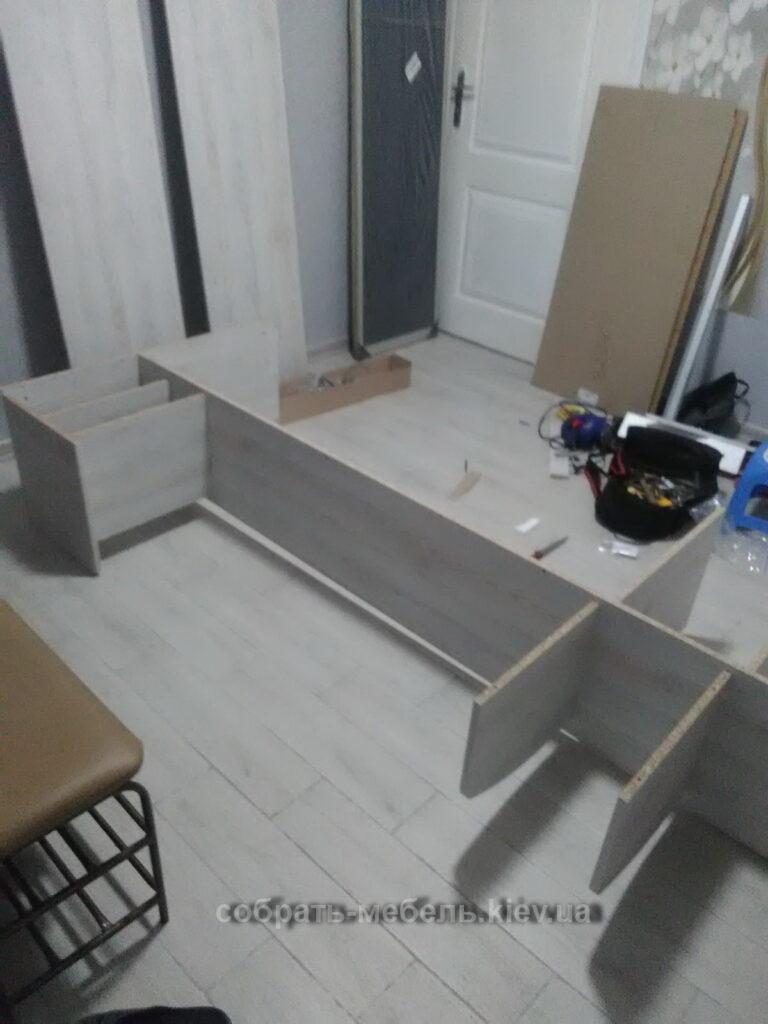 сборка мебели с эпицентра Киев