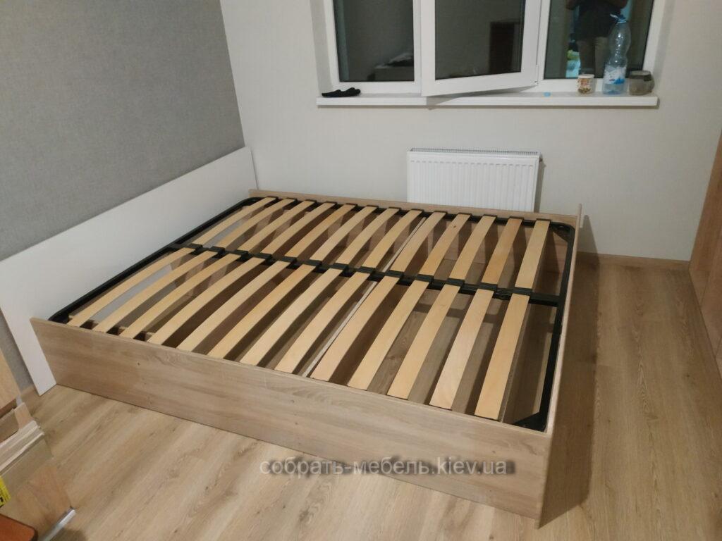 сборка кровати с магазина юзк стоимость