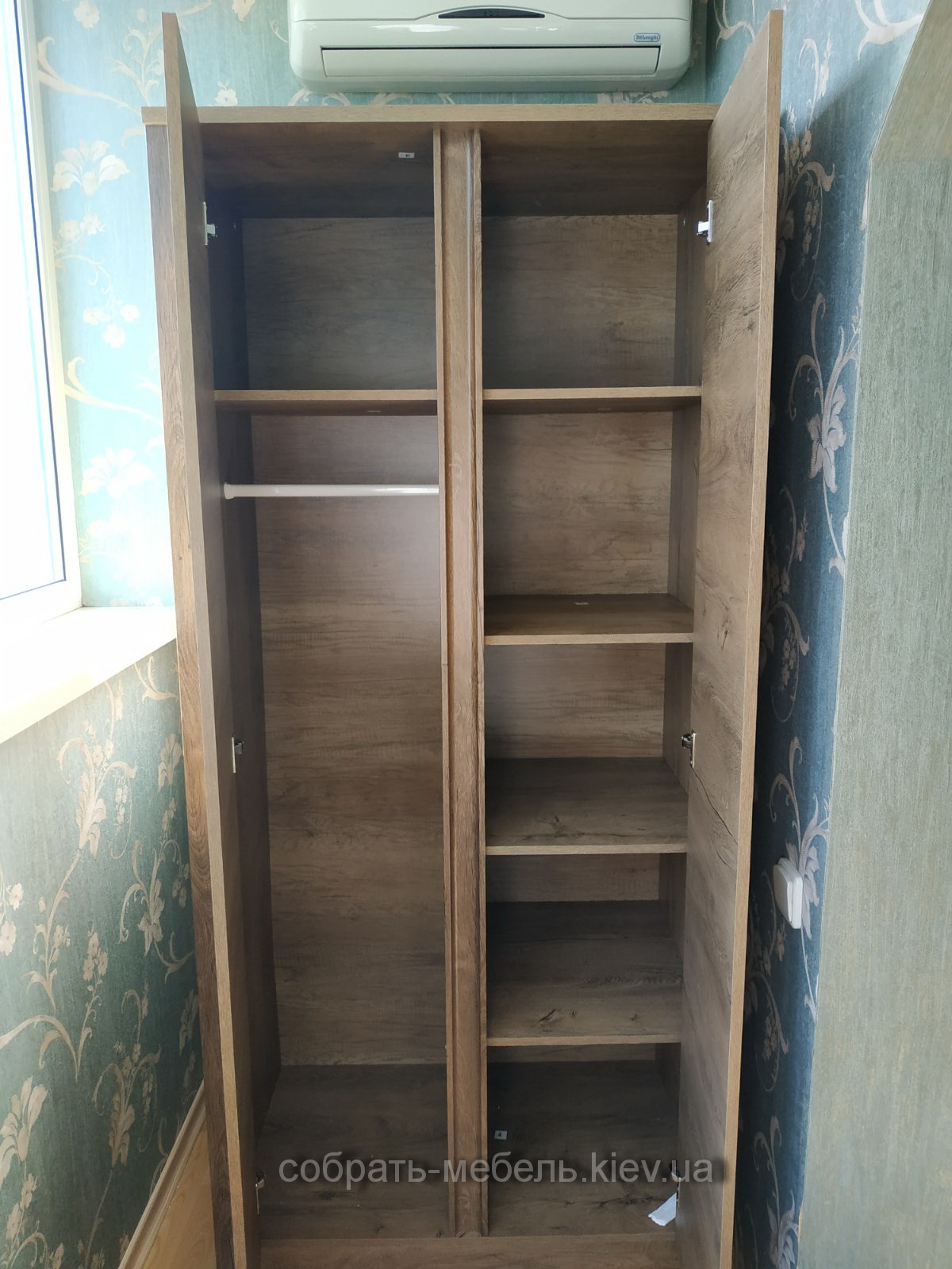 сборка шкафа для прихожей цена Киев